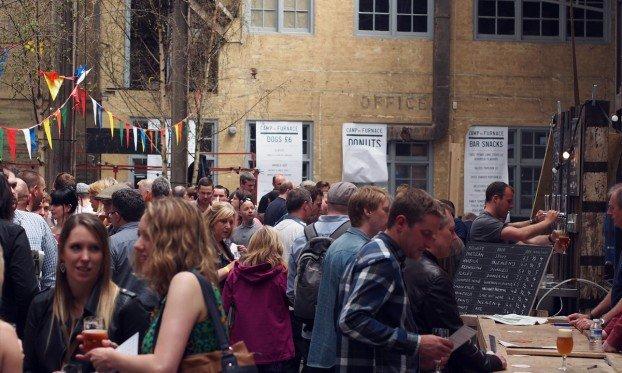 Liverpool Craft Beer Expo 2013