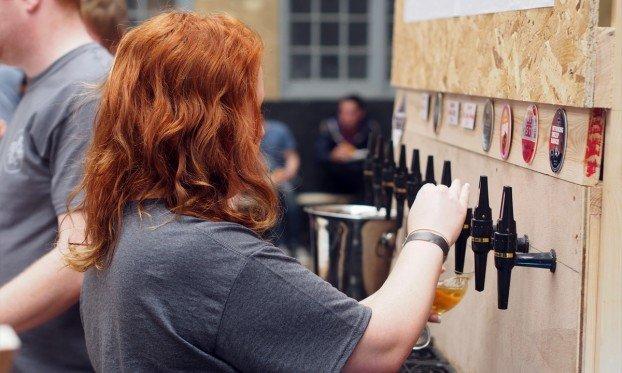 Liverpool Craft Beer Expo Keg Lines