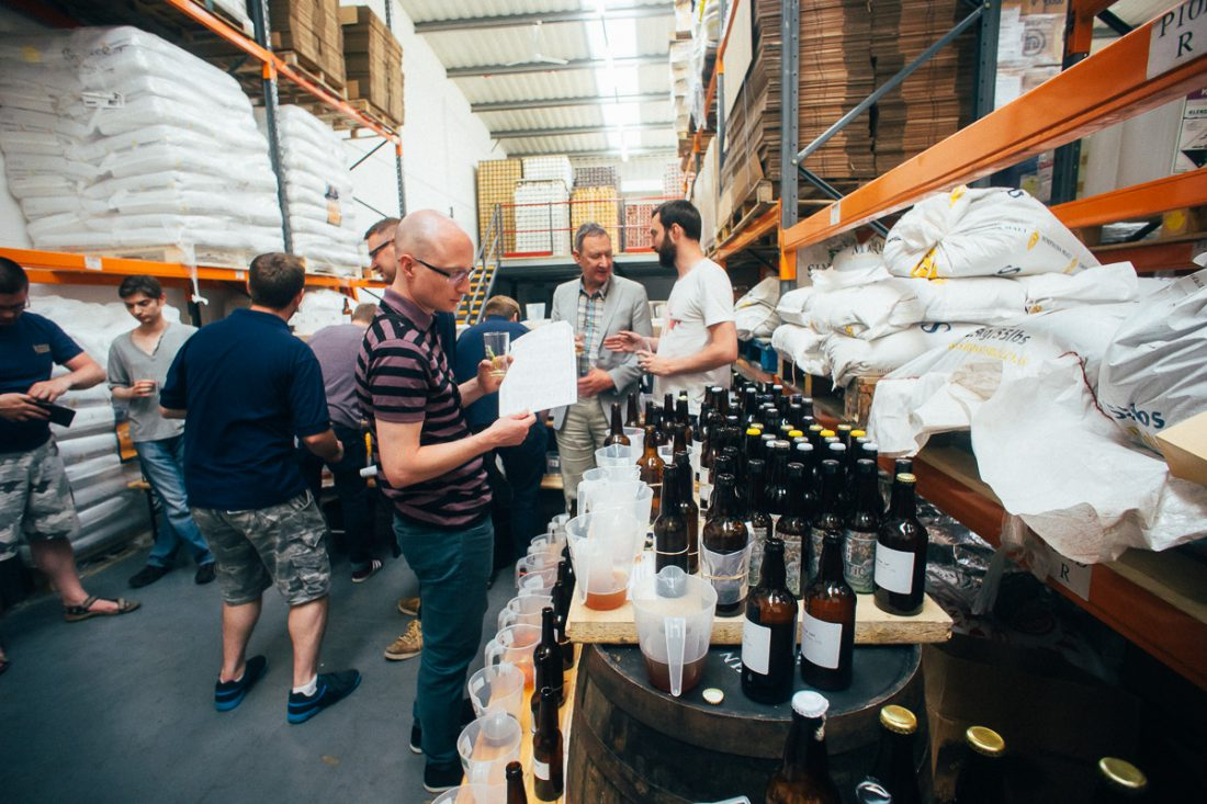 Beavertown HomeBrew Competition