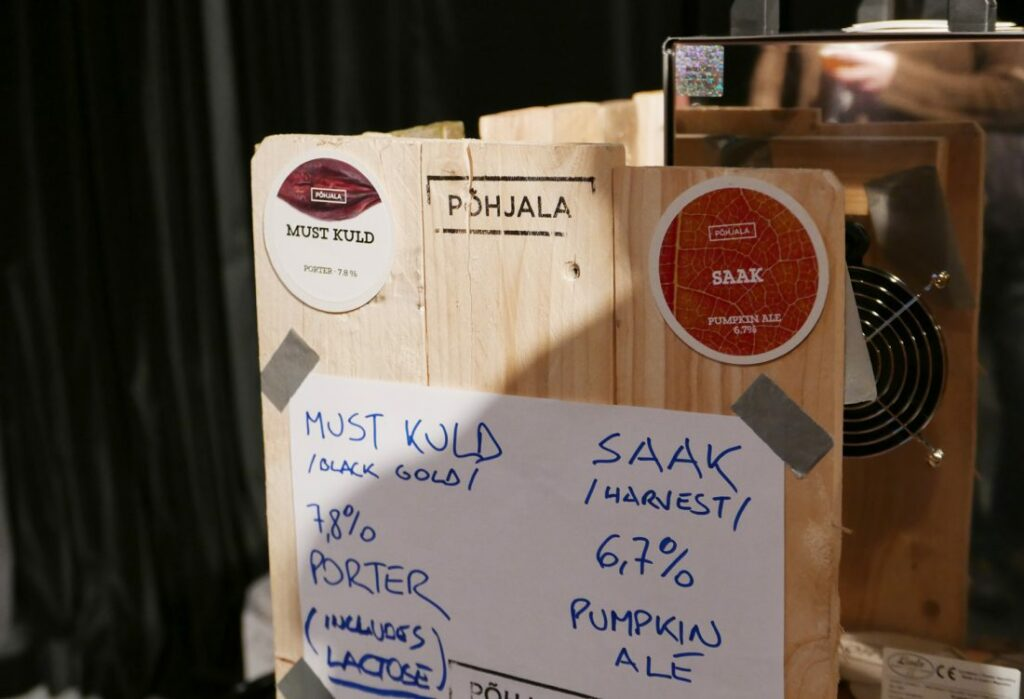 Pohjala at What's Brewing