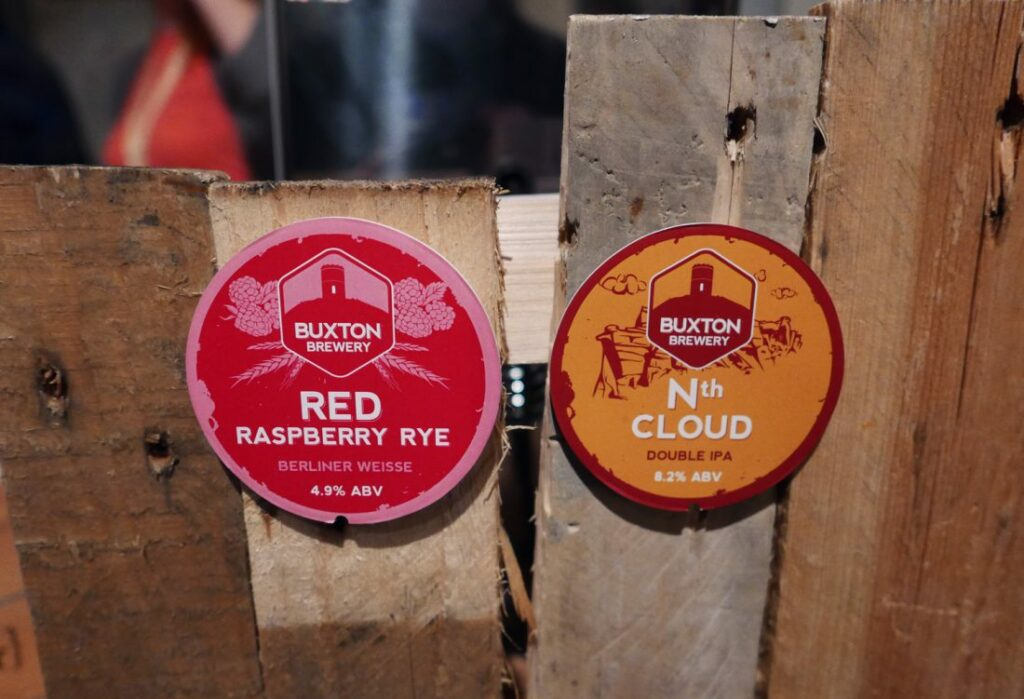 Buxton Beer at What's Brewing