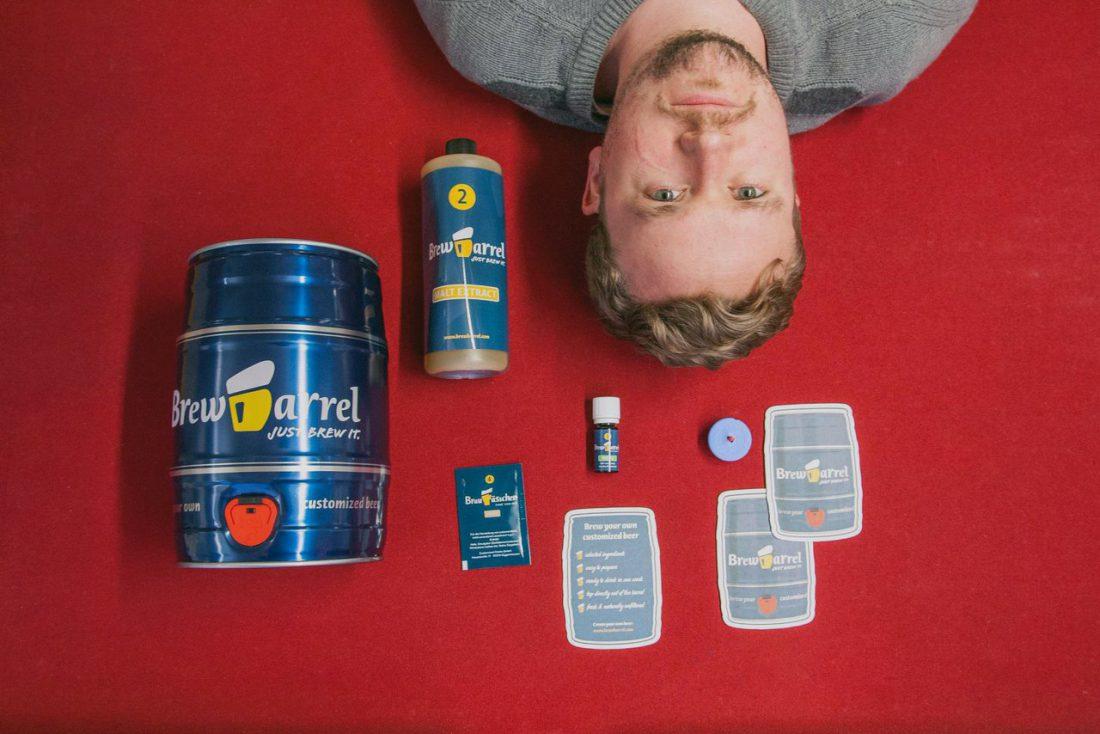 Brewbarrel Home Brewing Kit Review