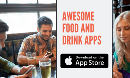 Awesome Food and Drink Mobile Apps on iOS