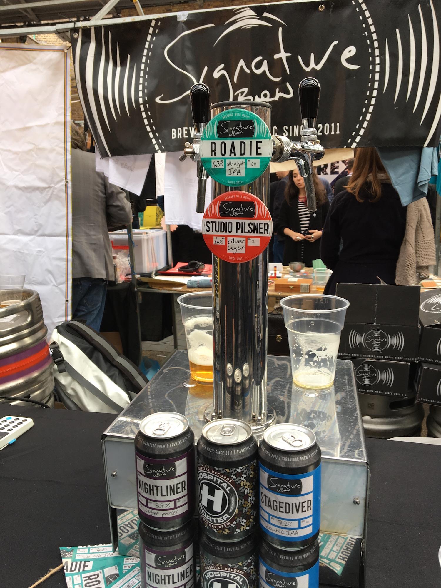 Signature Brewers Market