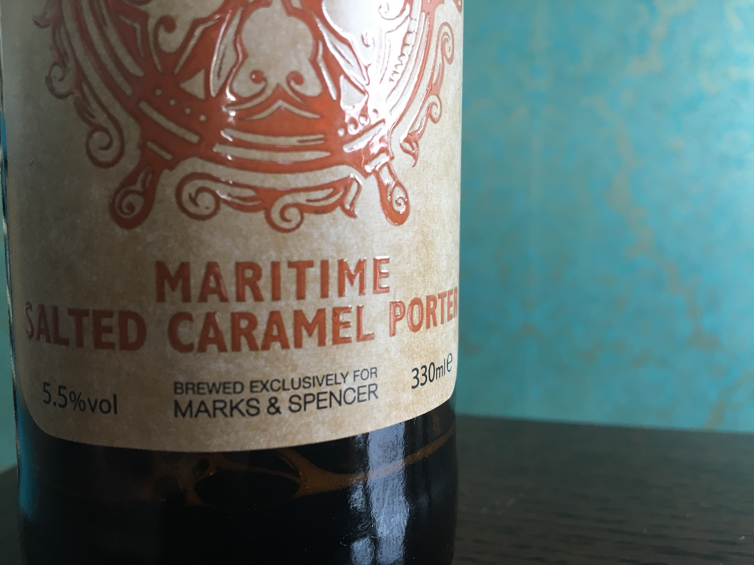 Beer Review: Maritime Salted Caramel Porter