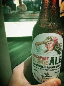 singapore blonde