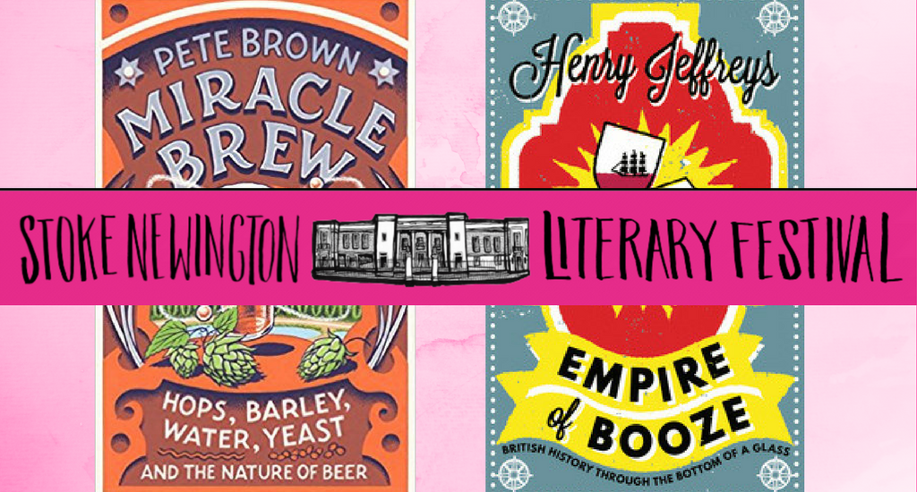 Stoke Newington Literary Festival: It's the Beer Talking
