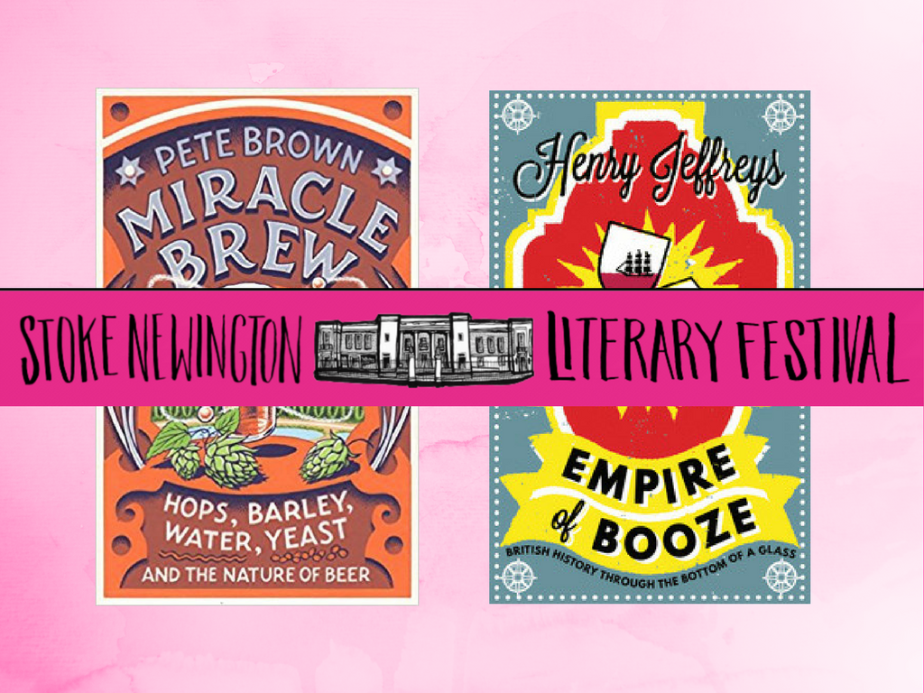 Stoke Newington Literary Festival: It's the Drink Talking
