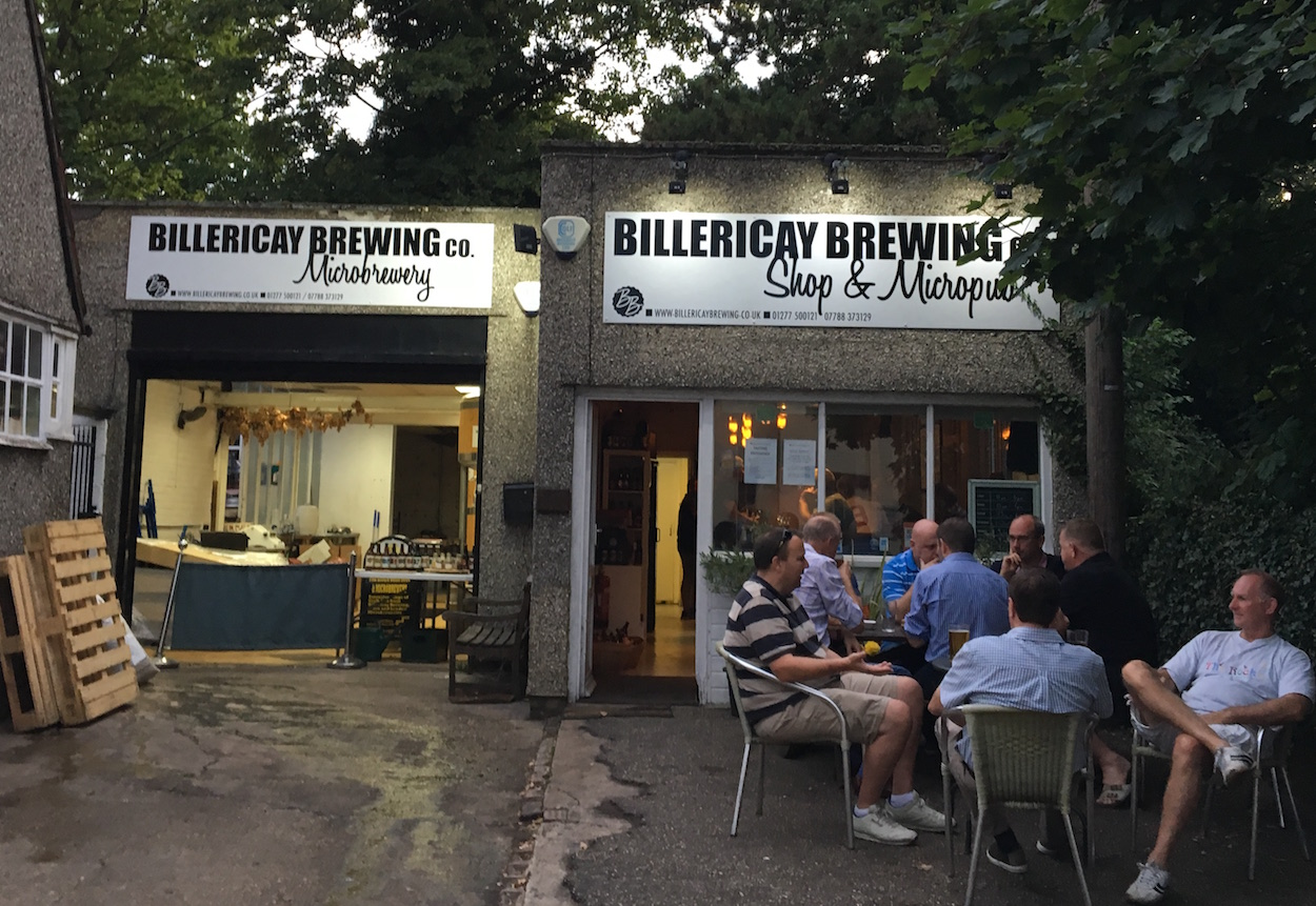 Exploring the Essex Craft Beer Scene at Billericay Brewing Company