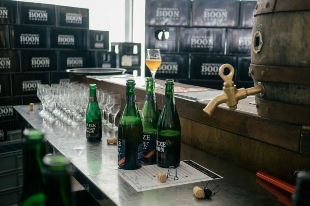 Gueuze Boon Bottles