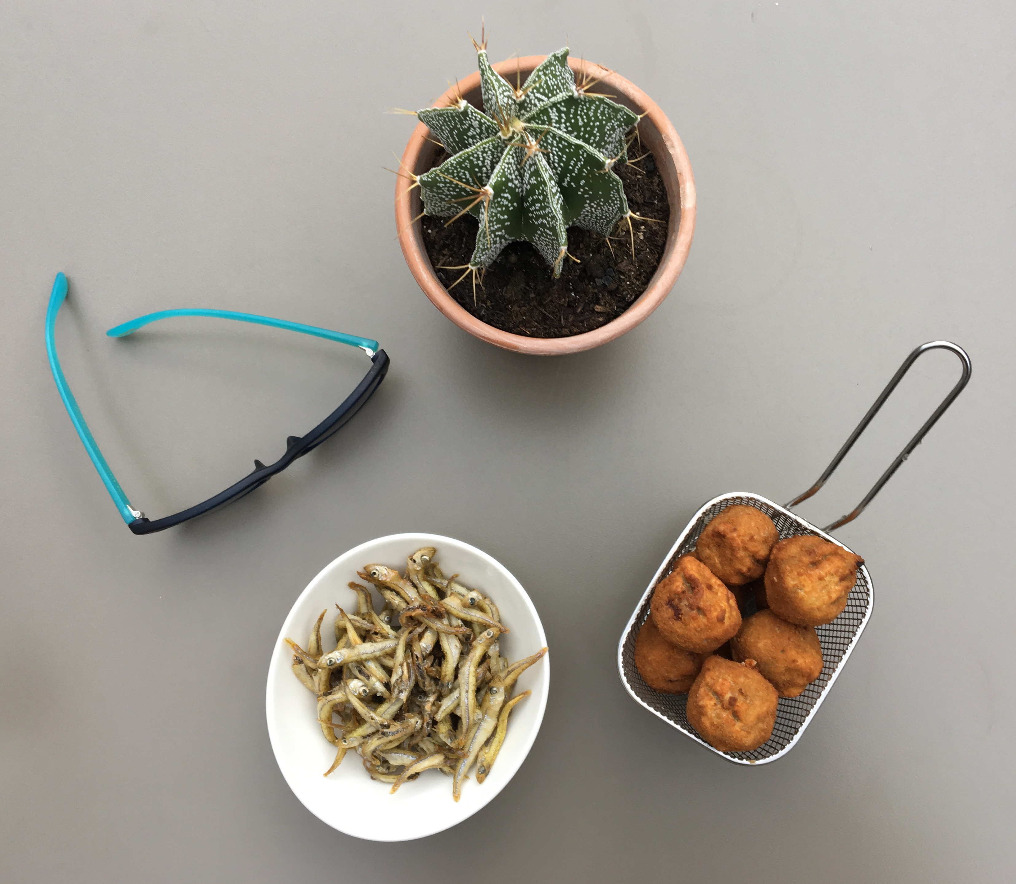 food at Aqua Dulza