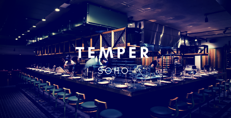Smoked Delights at Temper Restaurant – Soho, London