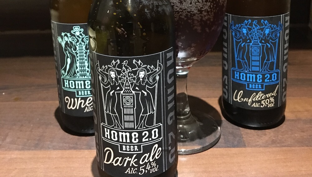Home 2.0 A Lithuanian Craft Beer Tasting