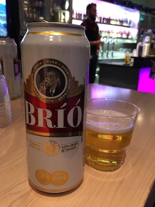 Borg Brio Pilsner