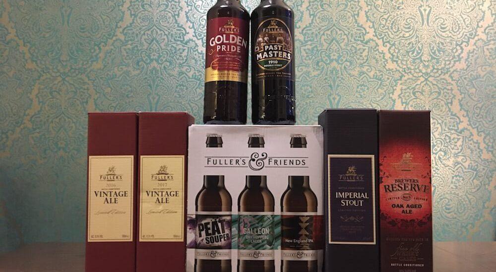 Fuller's Special Beers