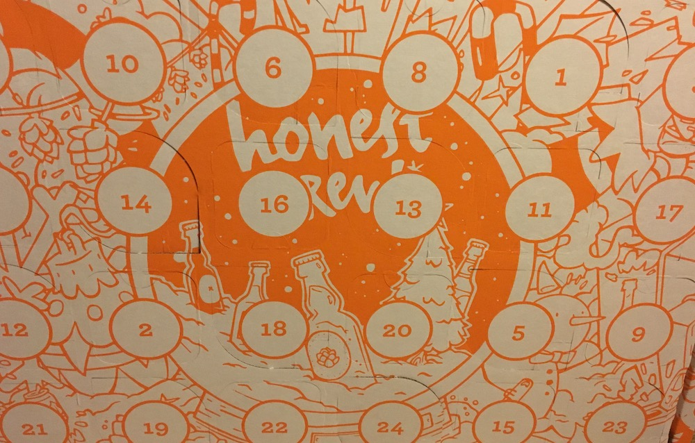 HonestBrew Advent Calendar Review