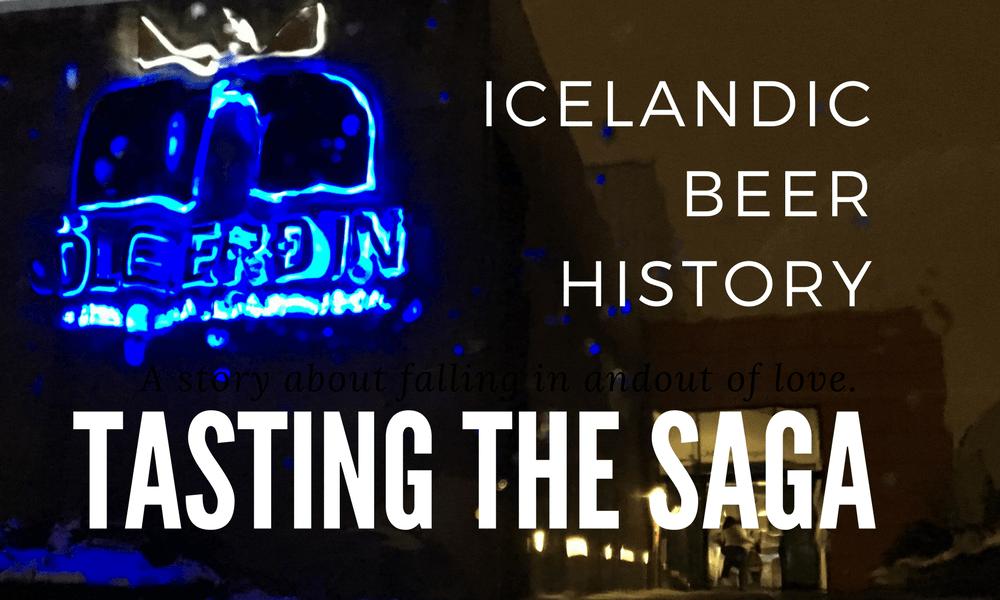 Tasting the Saga – Experiencing Icelandic Beer History