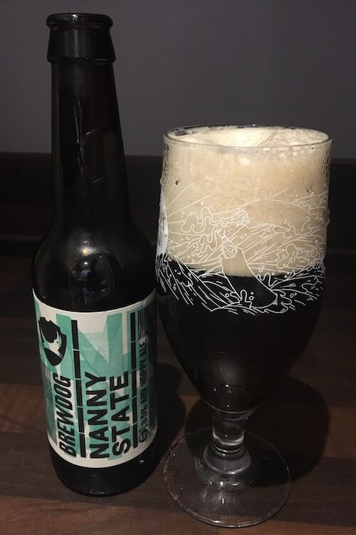 Nanny State from Brewdog