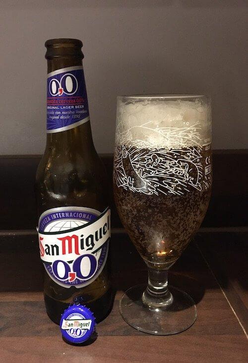 San Miguel 0.0