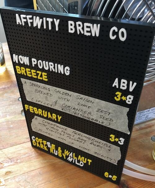 Affinity Brew
