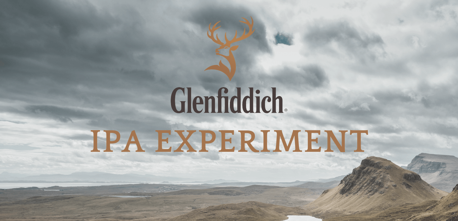 Glenfiddich IPA Experiment Review – Whisky aged in IPA beer barrels