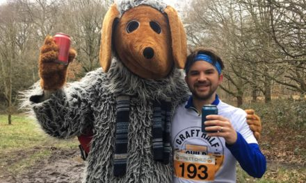 Running for Beer at Street Chlld's Craft Half