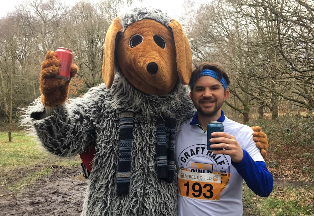 Craft Half - Beer and Running