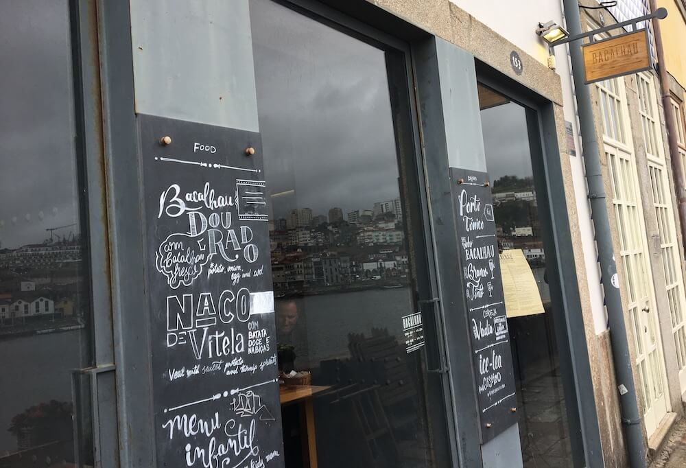 Bacalhau - Porto