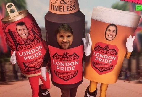 London Marathon – 26.2 Miles is a Long Way to Travel for a Free Pint