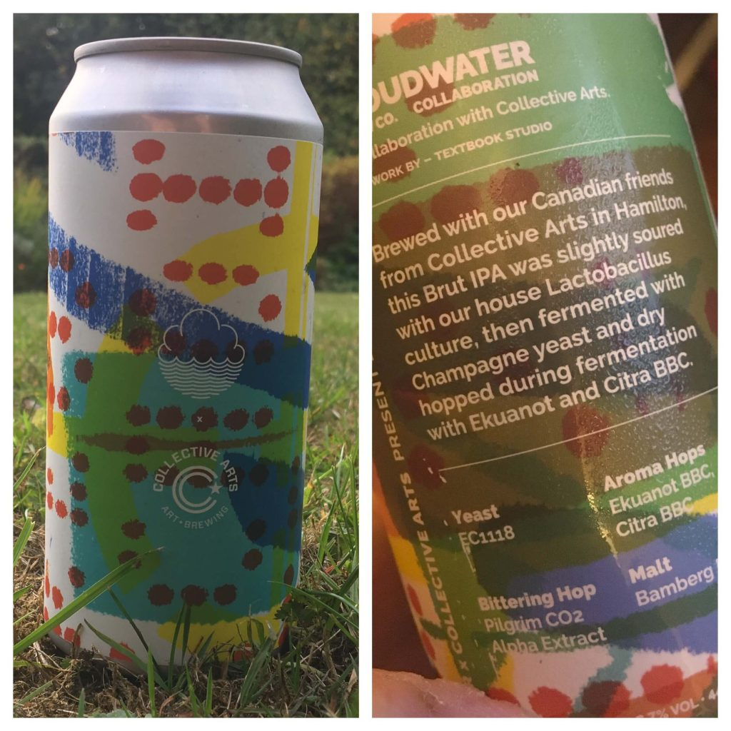 Lower Than Zero - Cloudwater