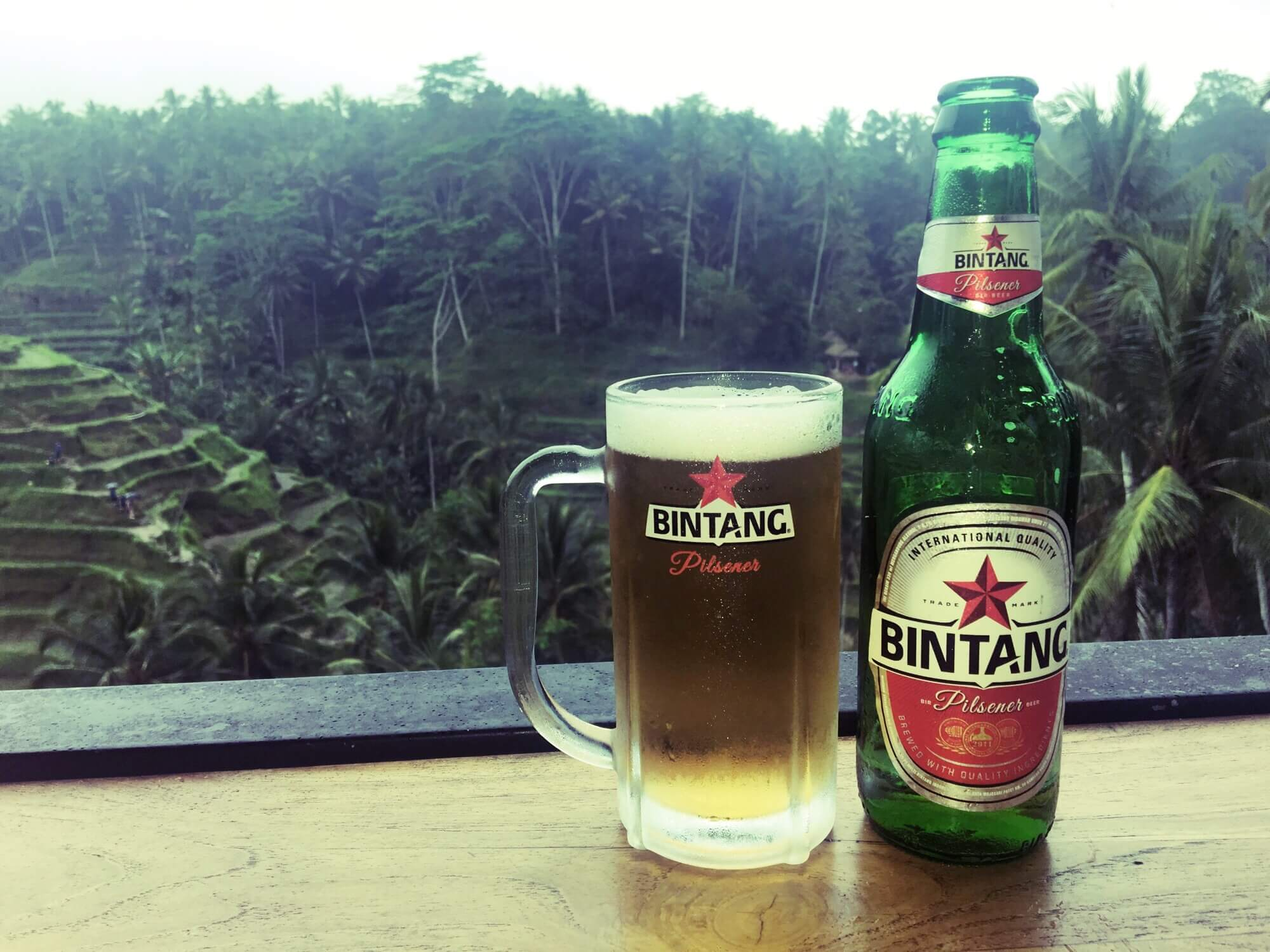 Bintang – The Beer of Bali