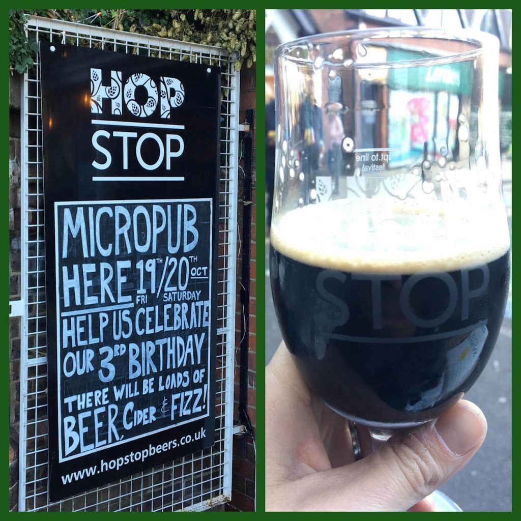Hopstop 3rd Birthday in Oxted