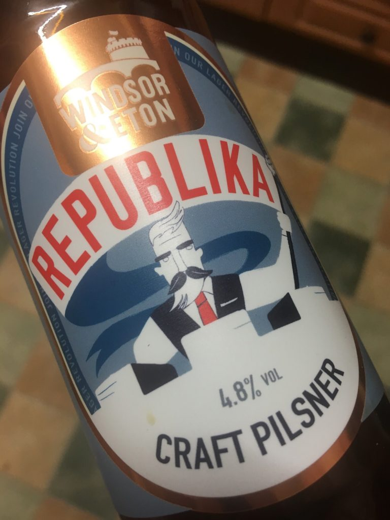 Republika - Craft Pilsner