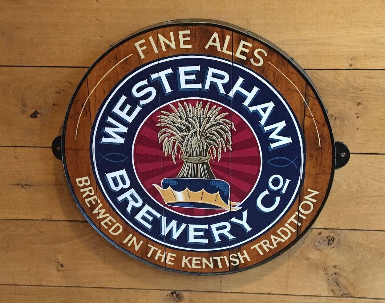 Westerham Ales Brewery Taproom