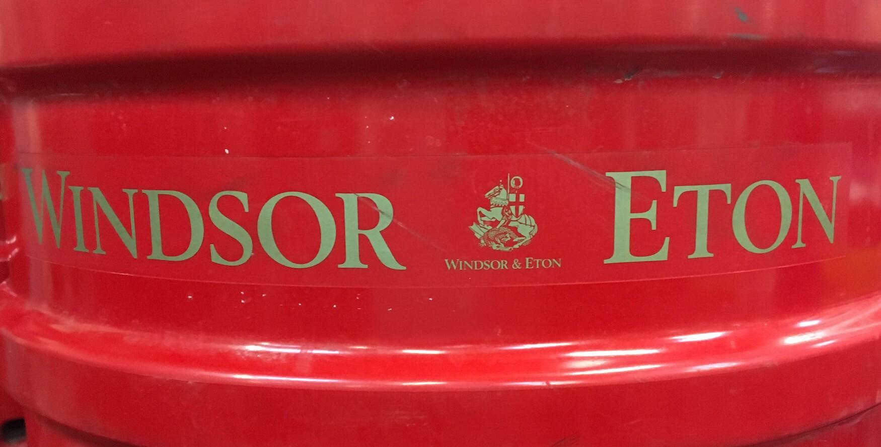 Windsor & Eton Keg