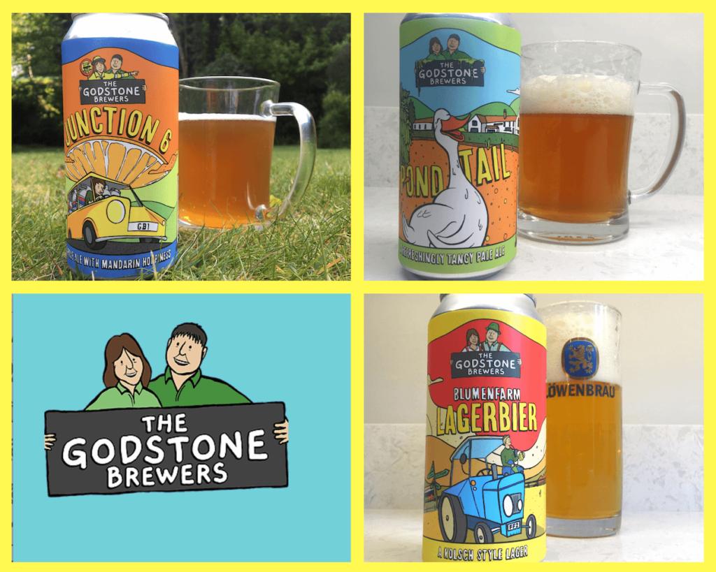 Godstone Brewers Beer Reviews