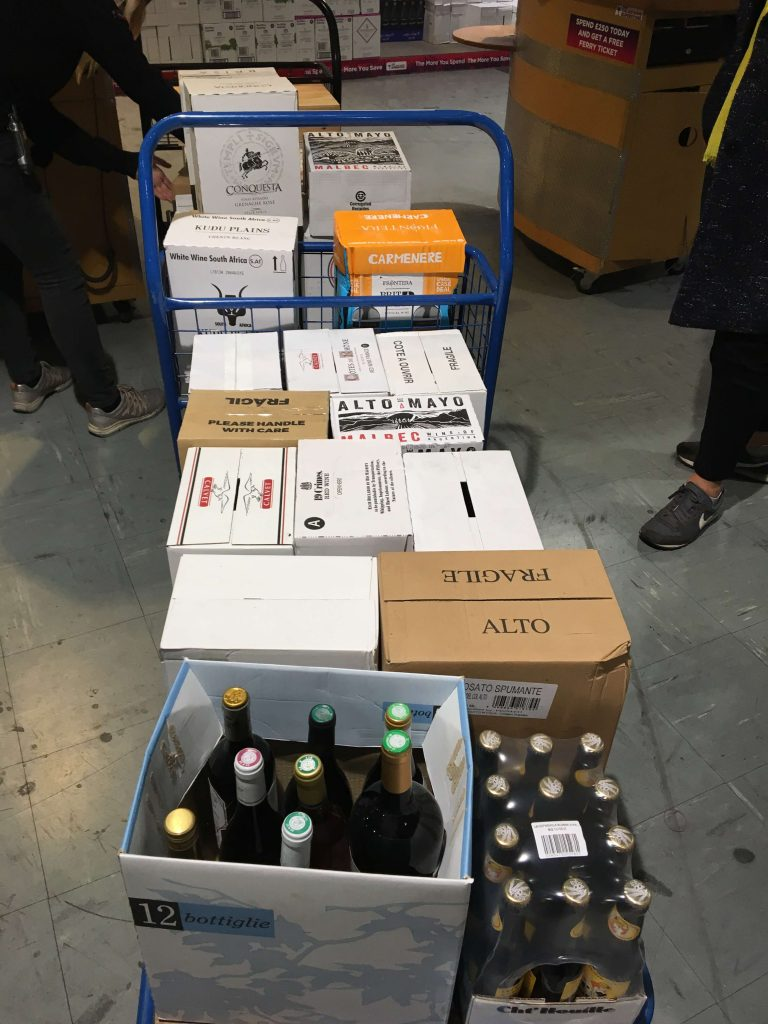 Wine Stocks are looking good