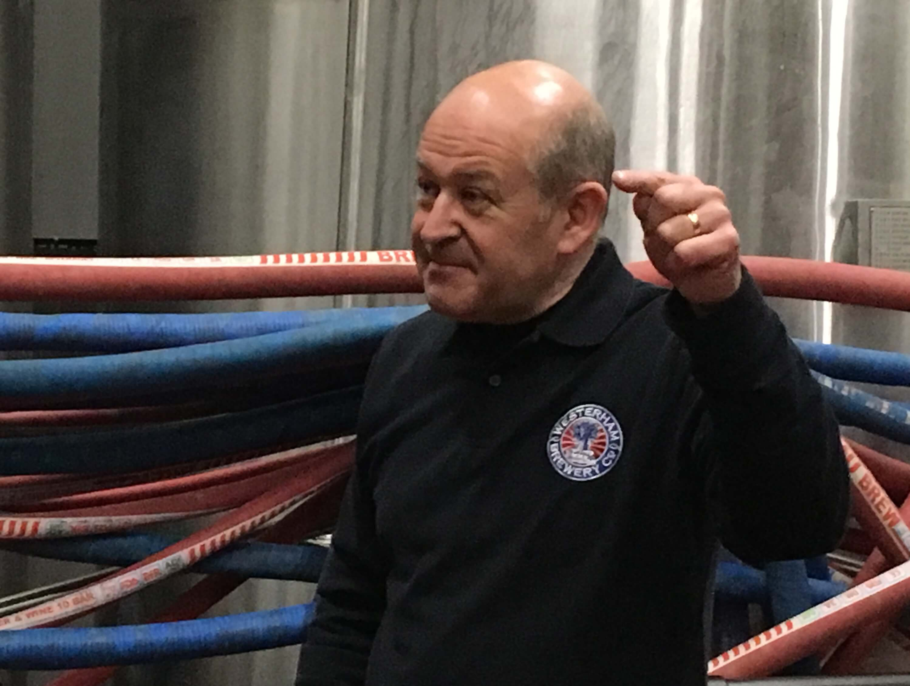 Robert Wicks - Westerham Brewery