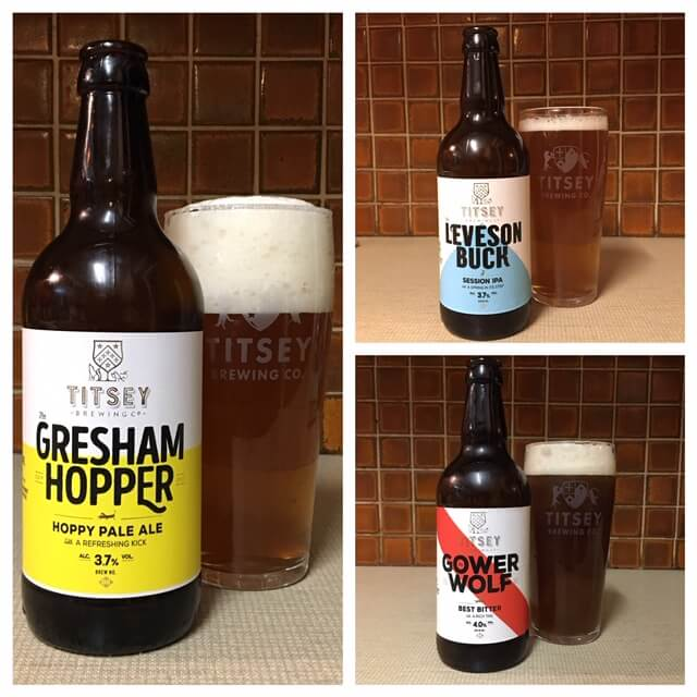 Titsey Brewing Co Beers Review