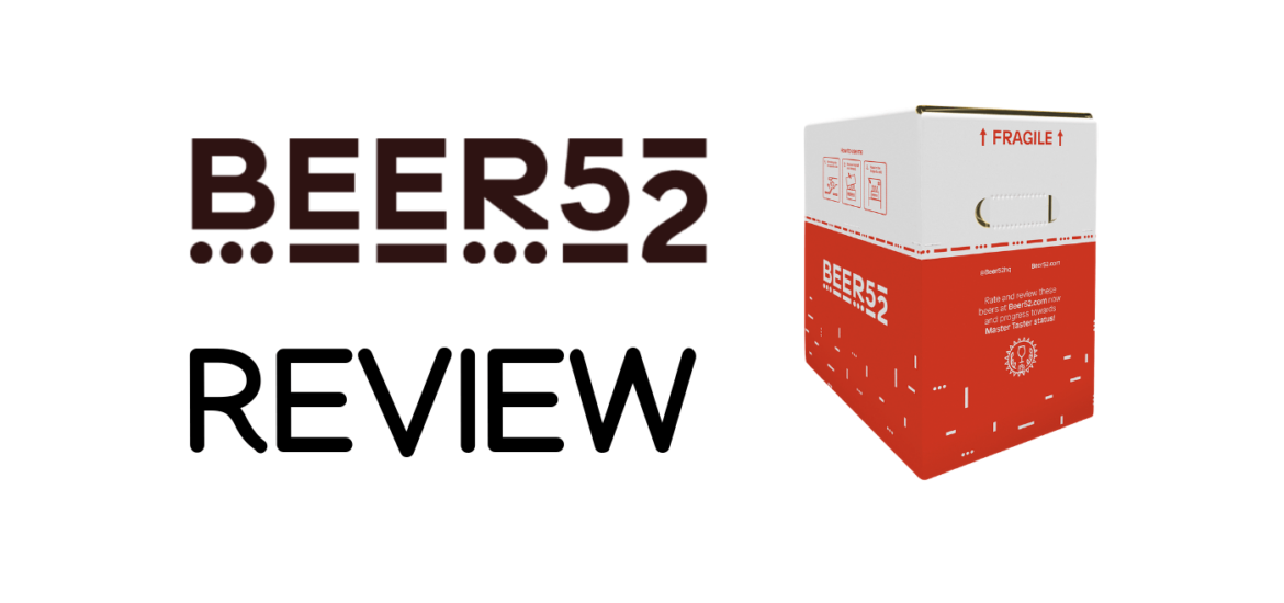 Beer52 Review