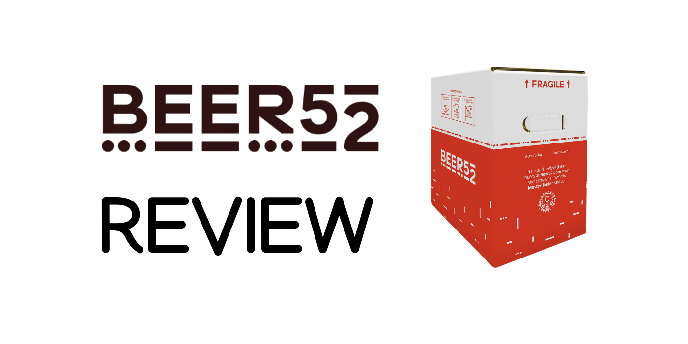Beer52 Review: Is the Craft Beer Discovery Club Any Good?