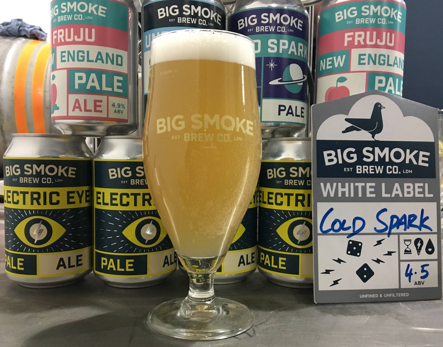Big Smoke Brew Co Celebrate Launch of New Brewery
