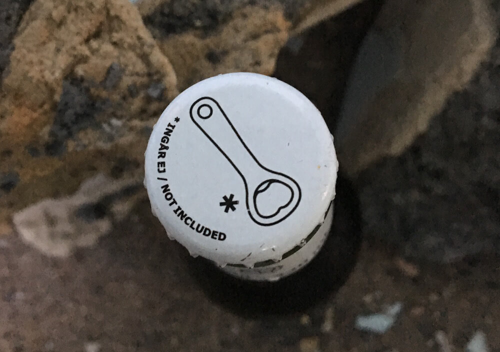 Ikea Beer Bottlecap
