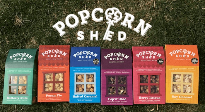 Popcorn Shed Gourmet Popcorn Review