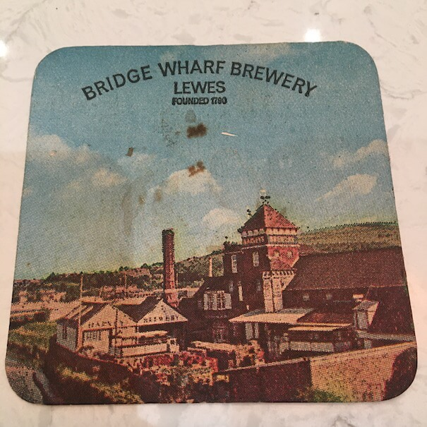 Harvey's Beermat