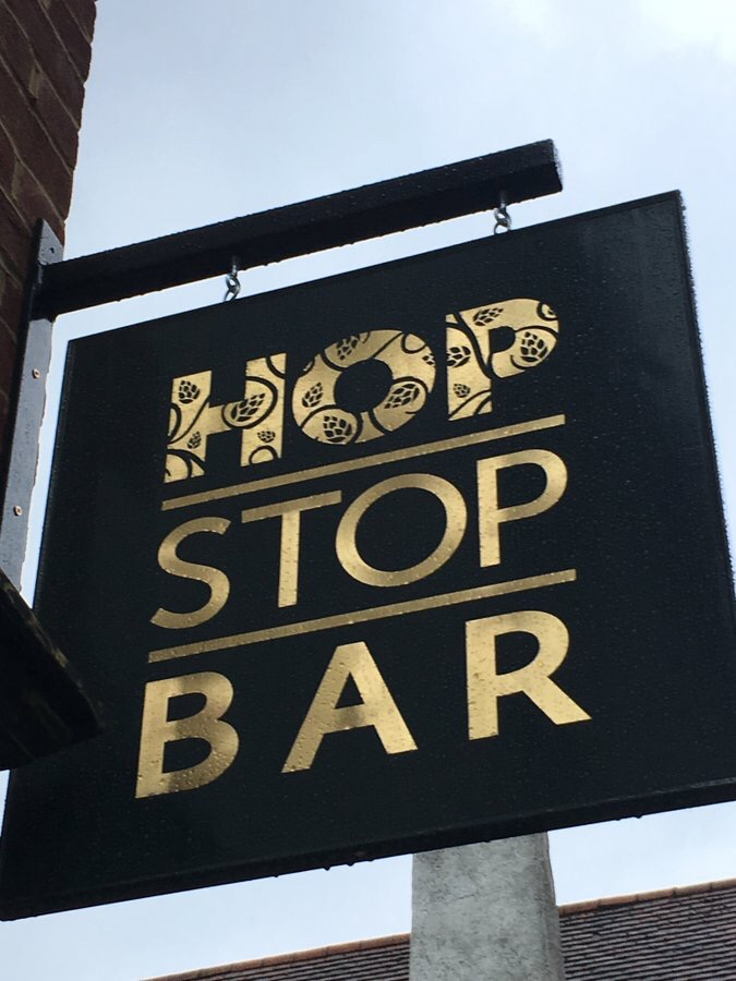 Hop Stop Bar Opens in Reigate