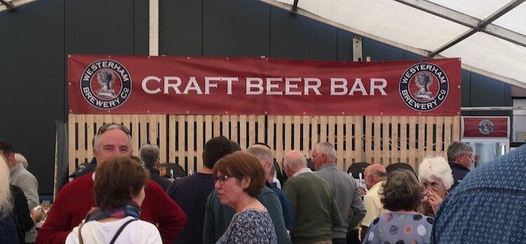 Westerham Brewery 15 Year Anniversary
