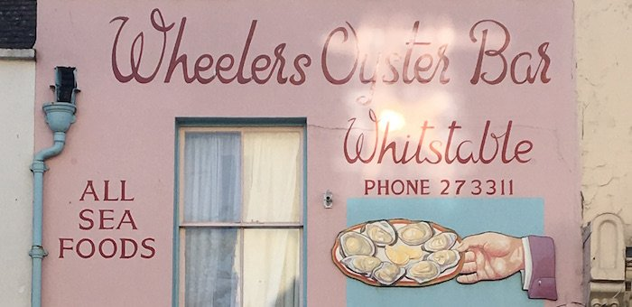 Wheelers Oyster Bar, Whitstable