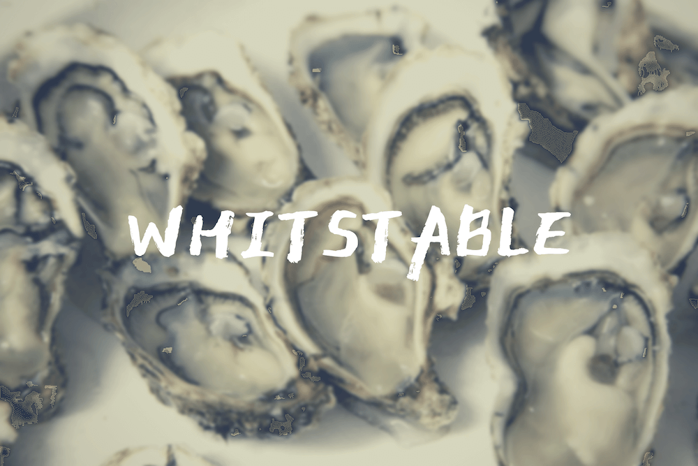 Whitstable: For the Love of Oysters