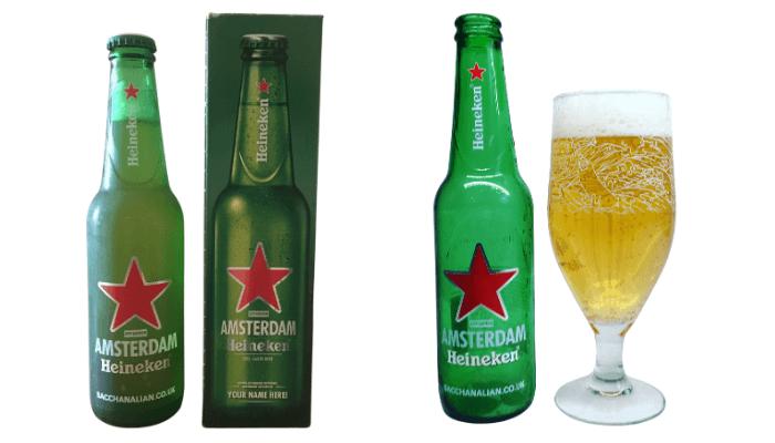 Bacchanalian's Heineken